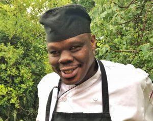 thomas matowerenyi - senior sous chef at thornybush