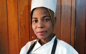 Saphia Mukansi at Jackalberry Lodge